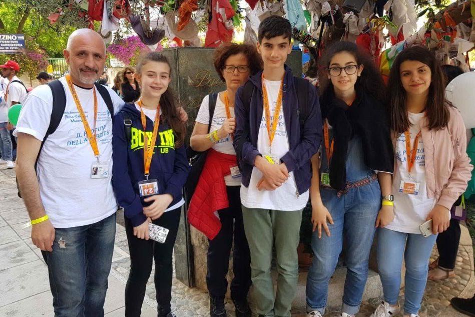 """Gli studenti di Macomer alla volta di Palermo sulla """"nave della legalità"""""""