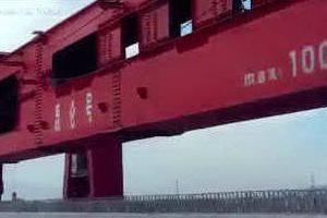 Ecco come si costruisce un ponte in Cina: il video in time-lapse