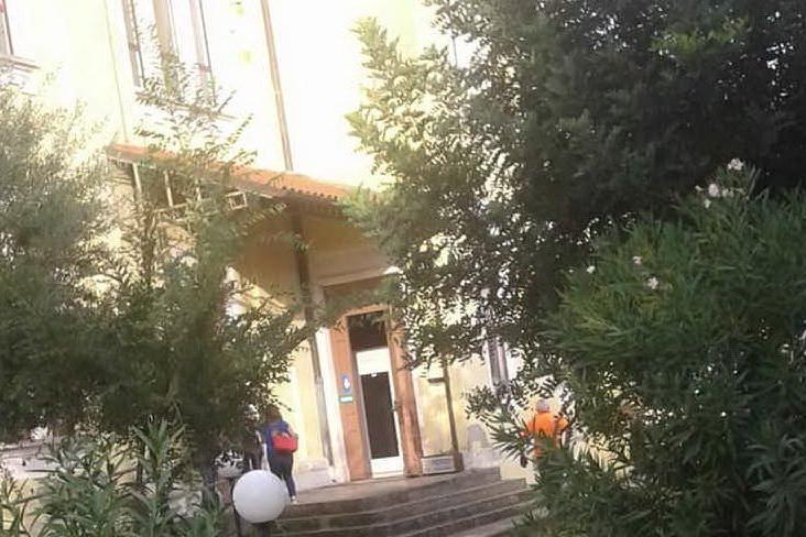 La scuola dell'infanzia a Padria (foto concessa)
