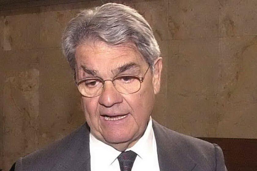 Trattativa Stato-mafia: la Cassazione conferma l'assoluzione dell'ex ministro Mannino