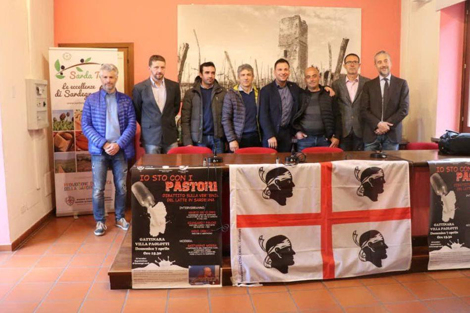 Dagli emigrati di Gattinara la solidarietà e l'affetto per i pastori sardi