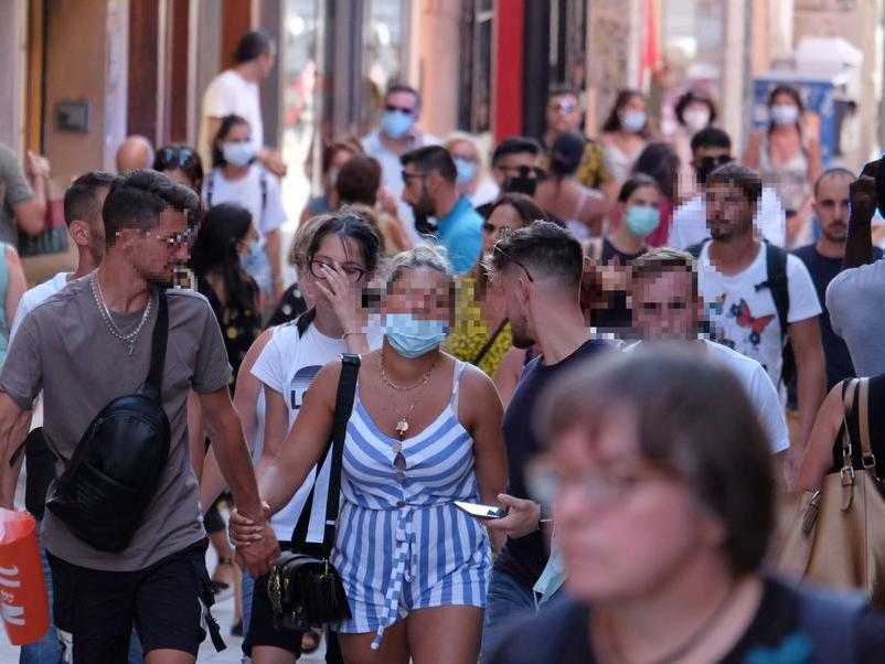 Virus: a Cagliari contagi più che raddoppiati in pochi giorni