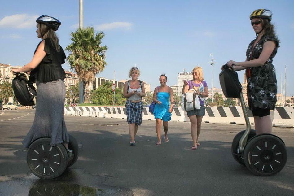 Cagliari, la micromobilità elettrica sbarca in città