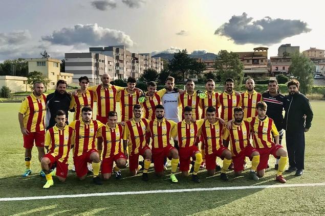 La squadra del San Nicola Ozieri (foto concessa dalla società)
