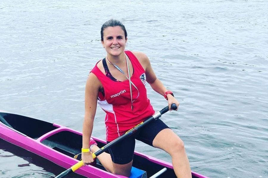 Canoa, due medaglie di bronzo per Chiara Pintus