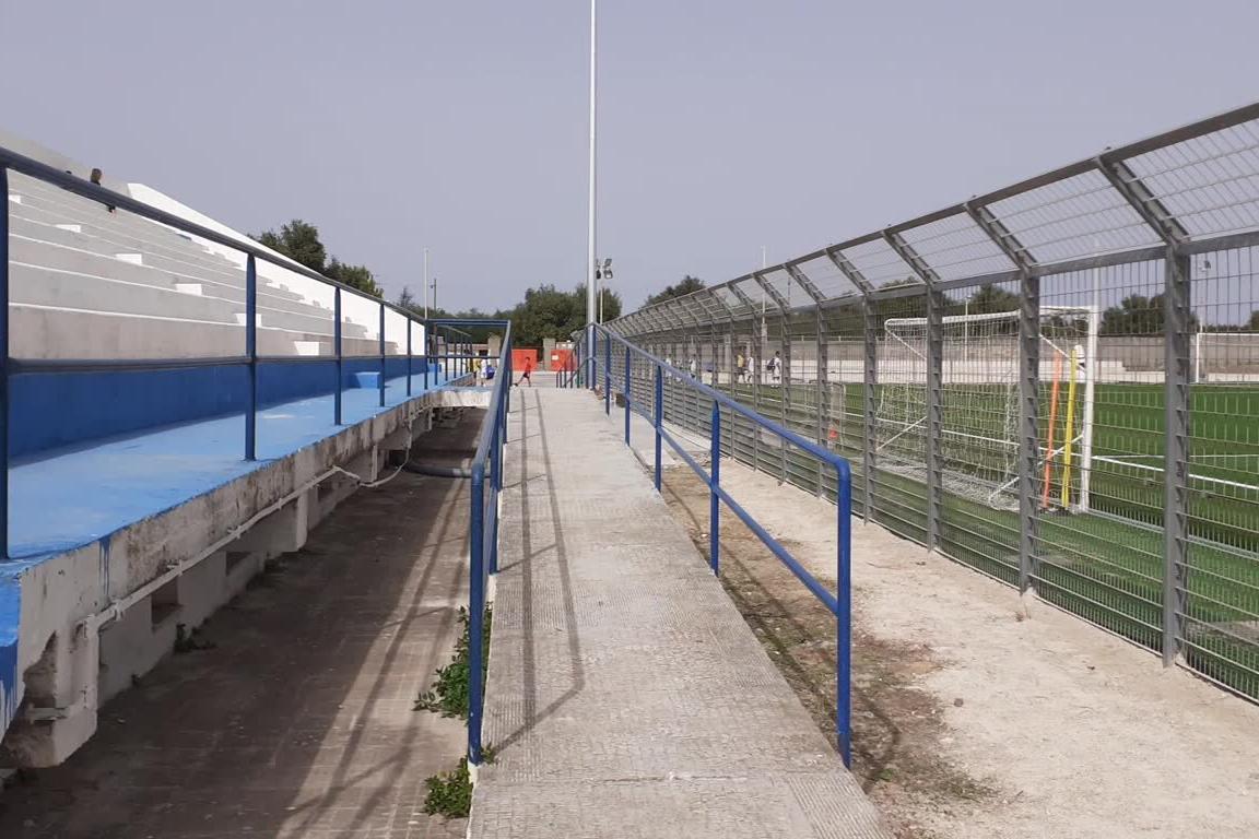 Li Punti, ok della Federazione Calcio per il campo sportivo appena completato