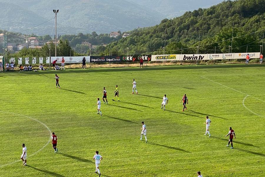 Trofeo Sardegna, il Cagliari batte 3-0 l'Olbia