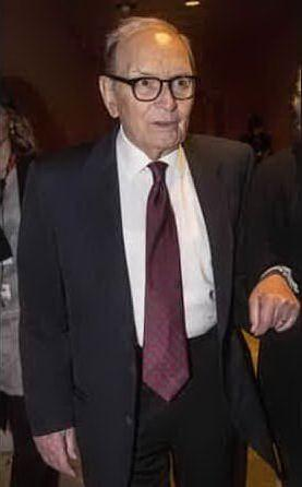 Importante la sua collaborazione con Ennio Morricone