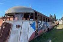 Treni storici abbandonati: sequestri nelle stazioni sarde
