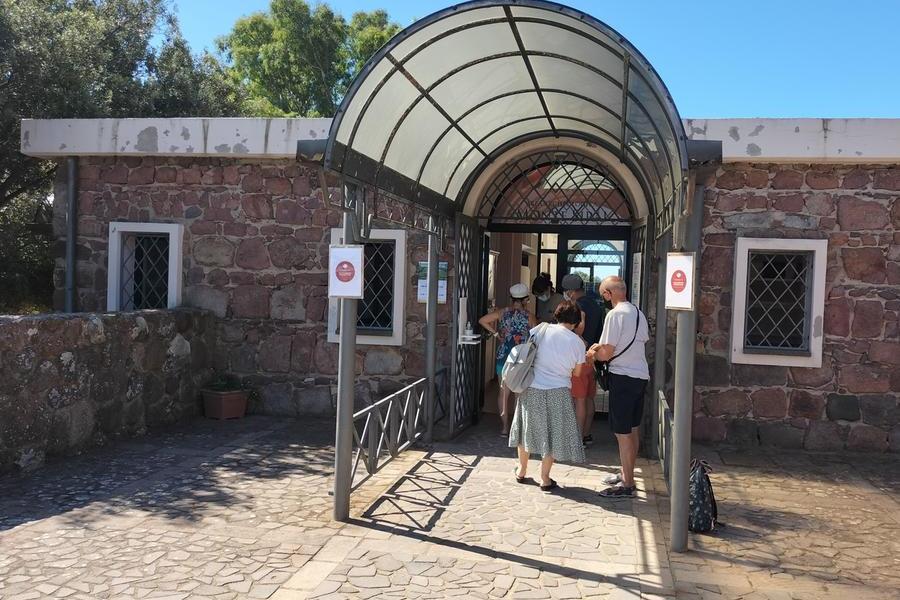Carbonia, i primi turisti col Green pass nei siti e Musei cittadini