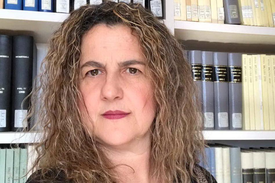 Carla Massidda (foto Università di Cagliari)