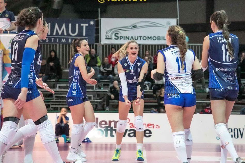 """Volley, Olbia vuole tornare a vincere. Fiore: """"Riscatto contro il Martignacco"""""""