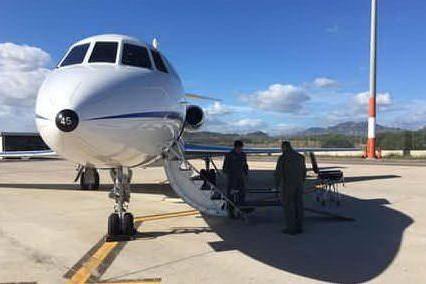 Aerei senza pilota, i test del Dass sulla pista di Aliquirra