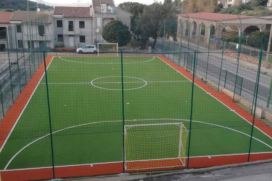 Putifigari, 235mila euro per gli impianti sportivi