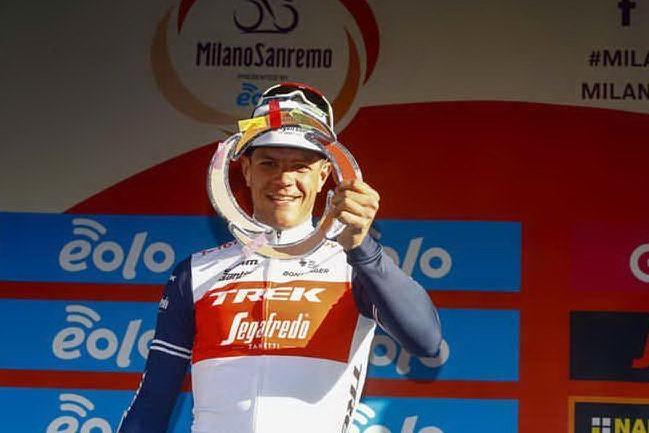 Il belga Jasper Stuyven vince la 112esima Milano-Sanremo