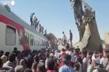 Egitto, spaventoso incidente ferroviario: due treni si scontrano a Tahta