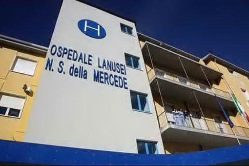 L'ospedale di Lanusei