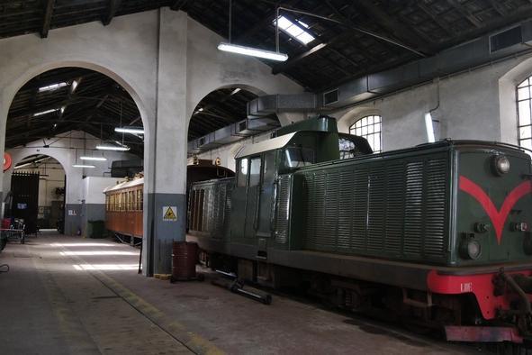 La stazione di Tempio (Ansa)