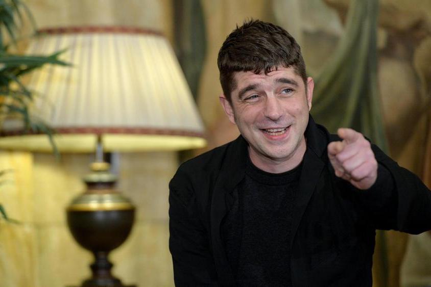 L'attore Libero De Rienzo (Ansa - Ferrari)