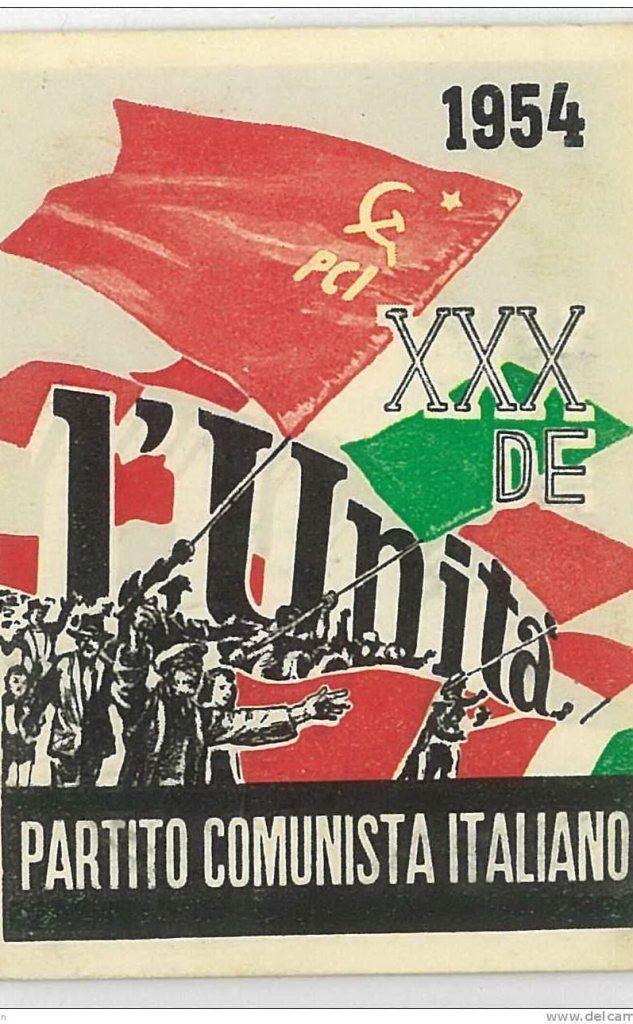L'Unità è stato l'organo del Partito Comunista italiano