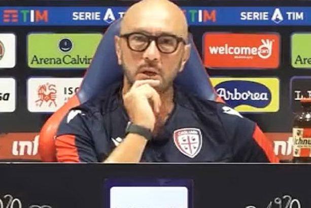 """Lazio-Cagliari, Zenga sbotta: """"Cigarini? Basta, chiedete alla società"""""""