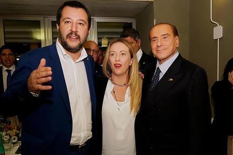 Meloni, Salvini e Berlusconi si incontrano dopo il flop delle amministrative