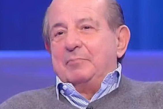 Giancarlo Magalli si commuove ricordando l'amico Fabrizio Frizzi