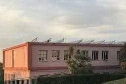 La scuola di Tissi (foto concessa)