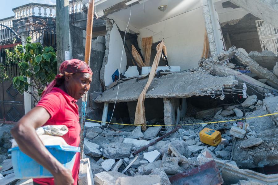 """Terremoto ad Haiti, oltre 1.400 vittime: """"Situazione straziante"""""""