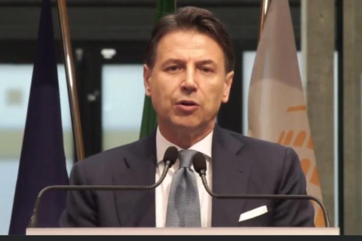 """Conte: """"No alla diarchia con Grillo, voglio una leadership piena o lascio"""""""