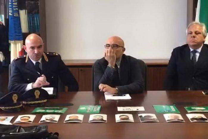 Organizzazione dedita allo spaccio scoperta dalla polizia di Oristano