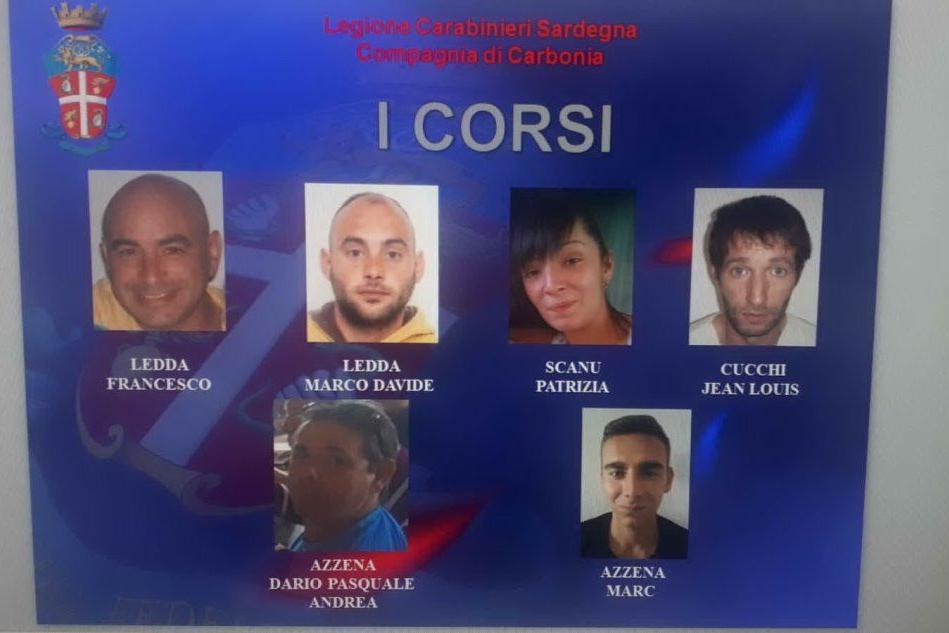 Droga, armi e rapine: arrestati in Corsica altri due latitanti