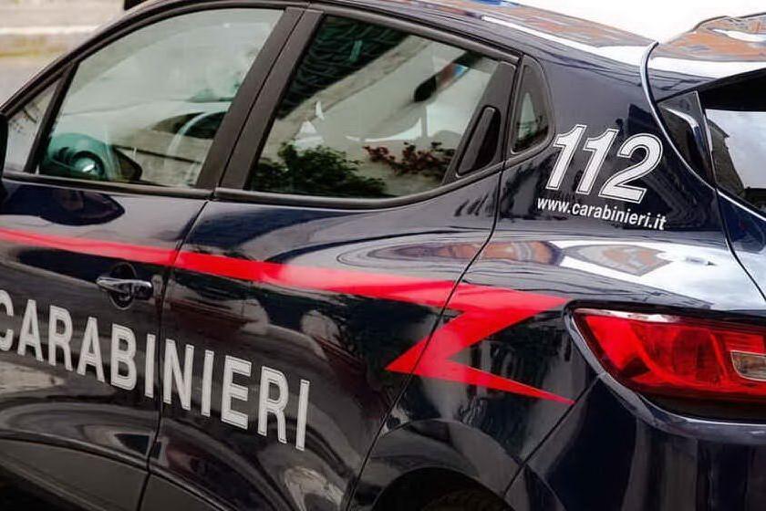 Carabinieri (archivio L'Unione Sarda)