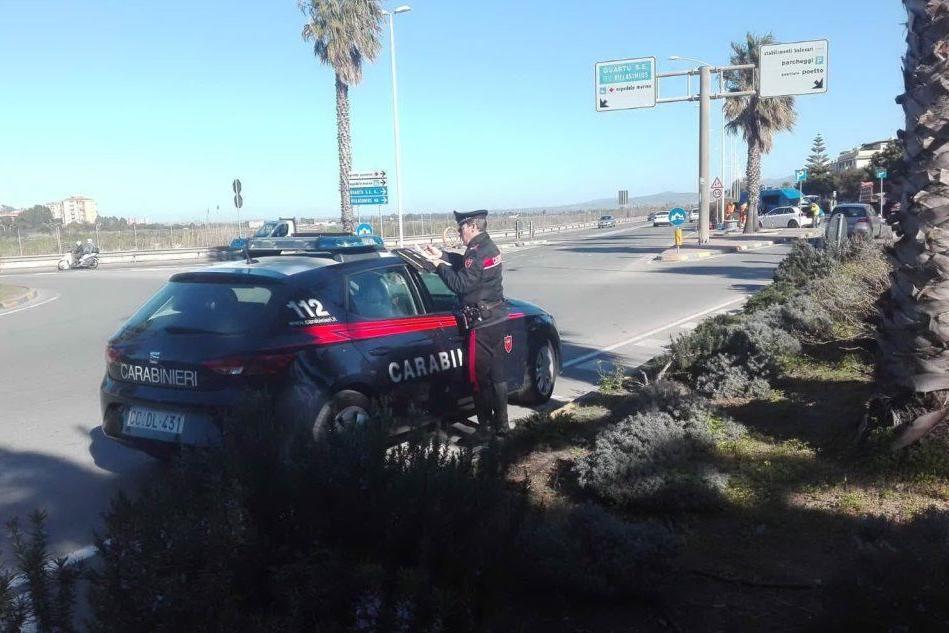 Quartu, un cadavere in mareSul posto ci sono i carabinieri