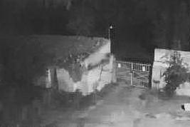 Terremoto in Sicilia, le immagini da una telecamera di sorveglianza