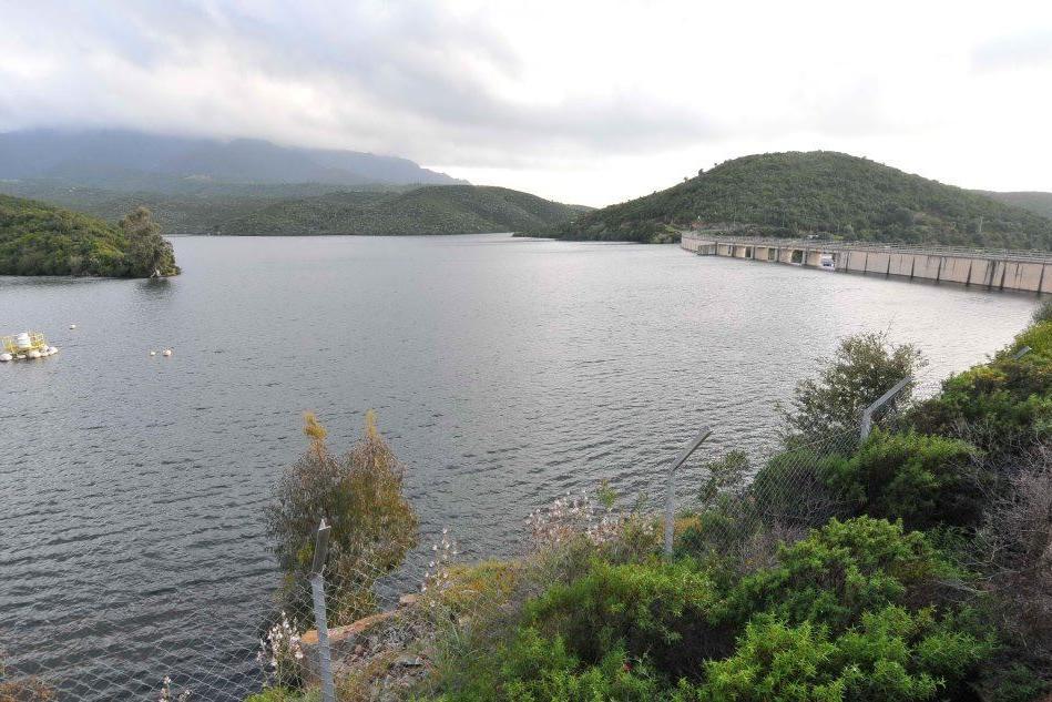 L'Isola naviga in buone acque: le piogge riempiono i bacini