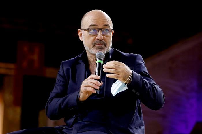 Il ministro della Transizione ecologica, Roberto Cingolani (Ansa)