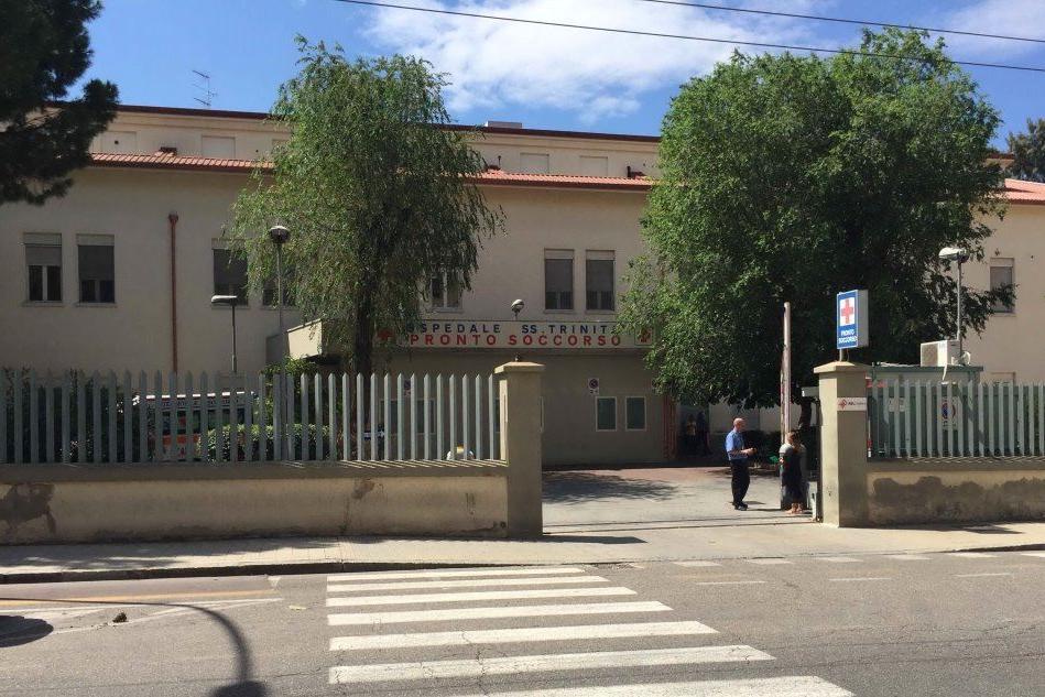 Auto contro moto a San Vito: centauro in ospedale