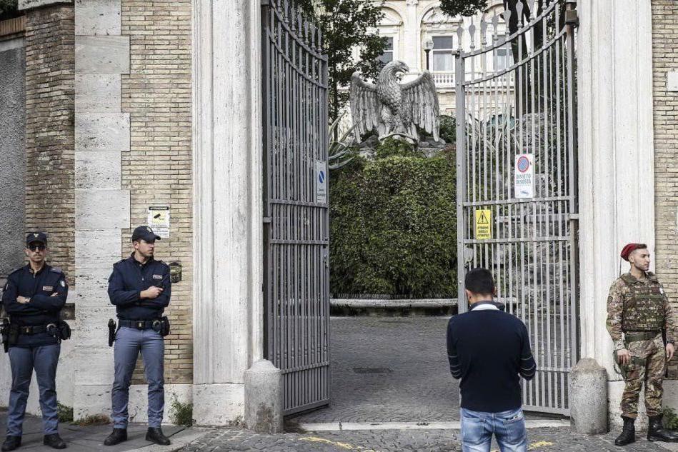 """Il giallo delle ossa alla Nunziatura: """"Antecedenti al 1983"""""""