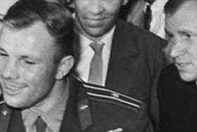 Gagarin icona ed eroe, a 60 anni dal suo primo volo nello Spazio