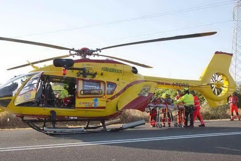 Malore durante l'immersione a Villasimius, 37enne in ospedale