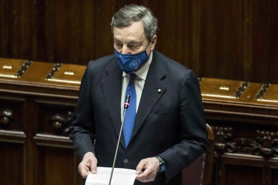"""Draghi non dimentica i carcerati: """"Molto colpiti dalle misure anti-Covid"""""""