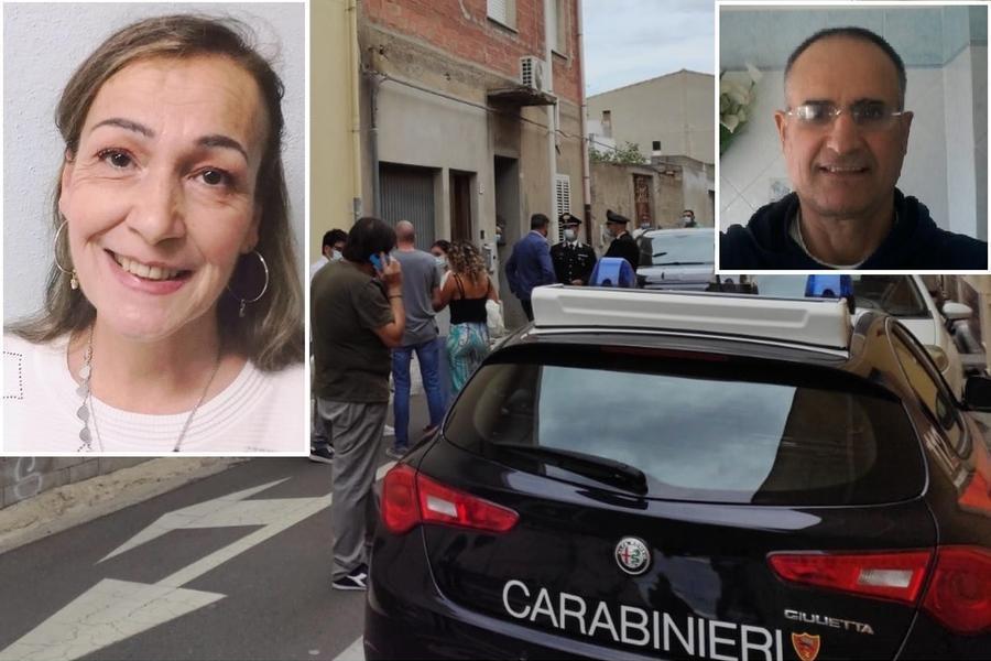 """Tragedia a Quartucciu, accoltella la moglie e chiama il 112: """"Venite, l'ho uccisa"""""""
