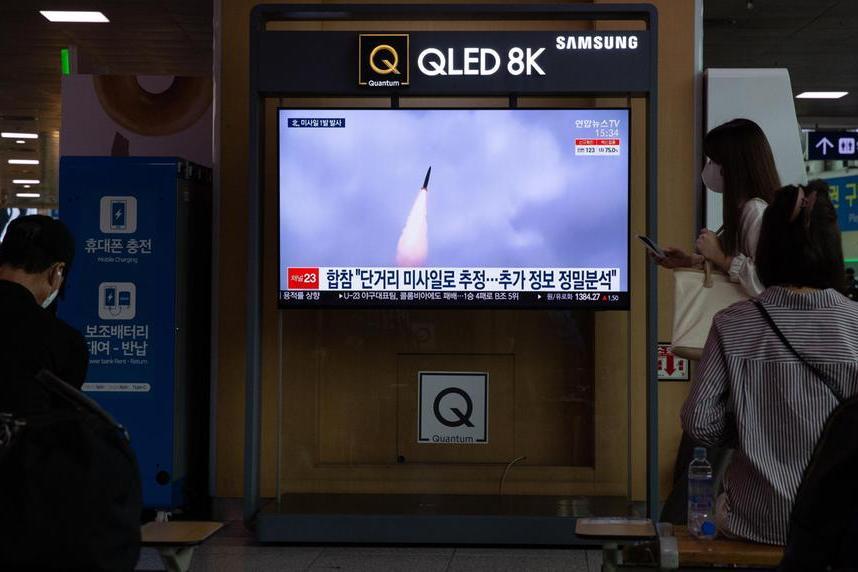 """La Corea del Nord all'Onu: """"Testare armi è nostro diritto legittimo"""""""