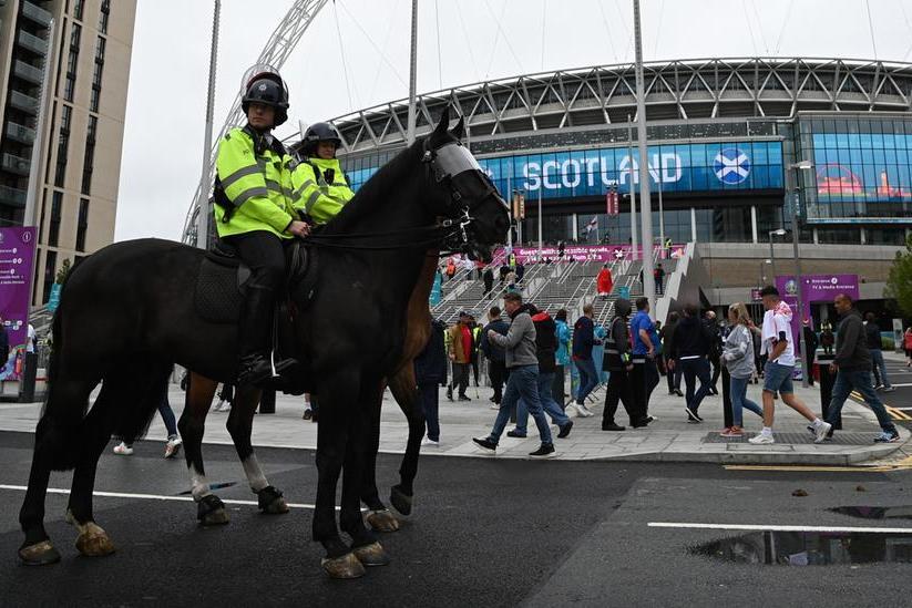 """Scontro sulla finale degli Europei, Londra: """"A Wembley in 60mila"""""""