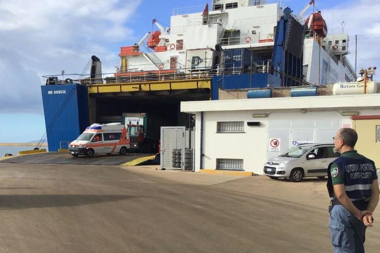 Porto Torres, tragedia sul cargo: a processo tre marittimi