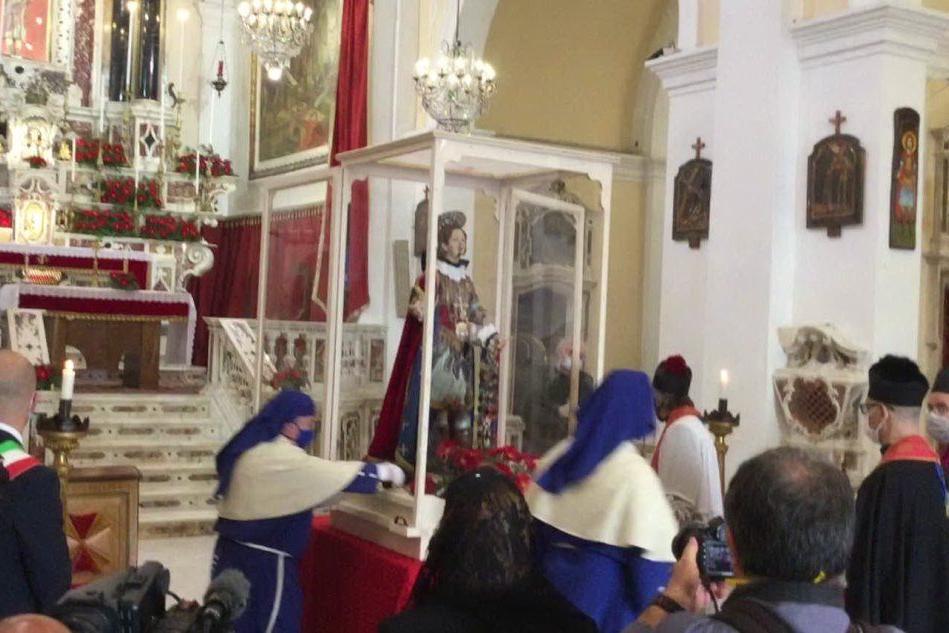 Sant'Efisio, il voto è stato sciolto