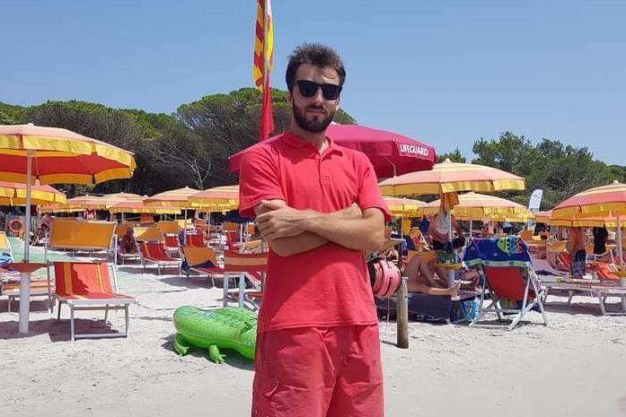 Davide Langella (L'Unione Sarda - Tellini)