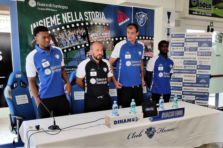 Supercoppa: la Dinamo a Cremona può qualificarsi per i quarti