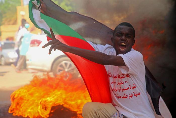 Colpo di Stato in Sudan, arrestato il premierHamdok